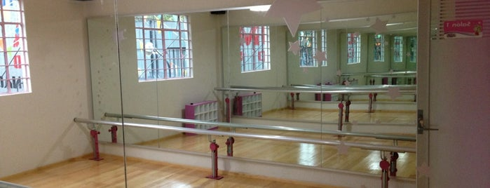 Baby Ballet Narvarte is one of Tempat yang Disukai Lía.