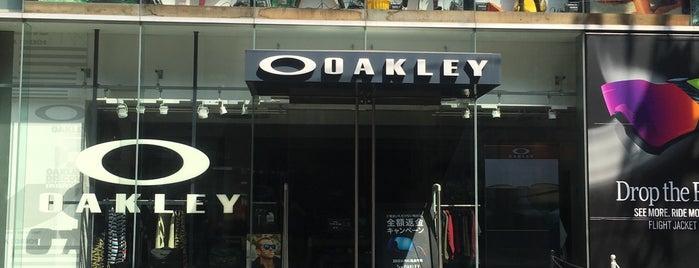 Oakley Store Fukuoka is one of (整理用)★ Kyusyu 九州.