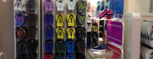 Havaianas is one of Gust's World Spots.