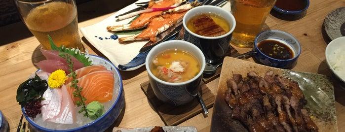 Ishinomaki Grill & Sake is one of Micheenli Guide: Izakaya trail in Singapore.