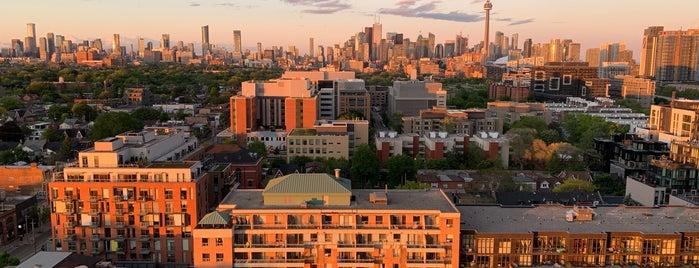 West Queen West is one of Toronto - Neighborhoods & Districts.