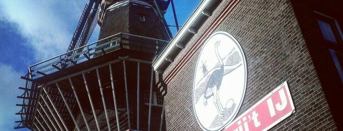 Brouwerij 't IJ is one of Europe 16.