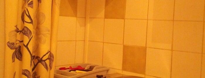 Hancy guesthouse is one of BURAK'ın Beğendiği Mekanlar.
