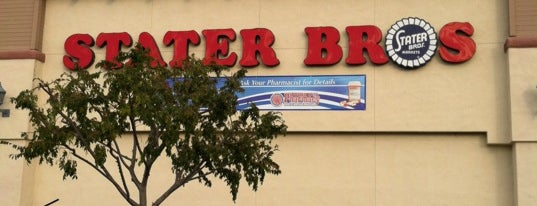 Stater Bros. Markets is one of Ryan 님이 좋아한 장소.