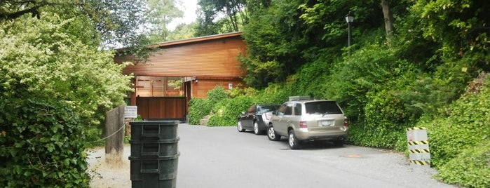 Bill Gates House In Medina WA is one of Seattle y alrededores.
