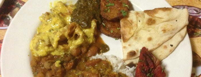Tandoor And Curry is one of SoFlo spots.