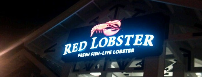 Red Lobster is one of Lieux qui ont plu à Tanya.