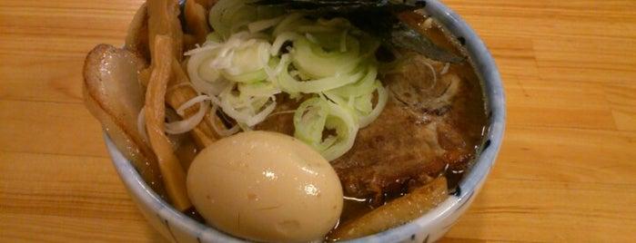 自家製麺 然 is one of o(´○`)o.
