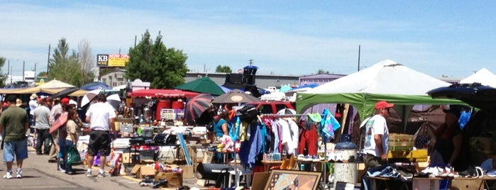 Mile High Flea Market is one of Must visit for gamers.
