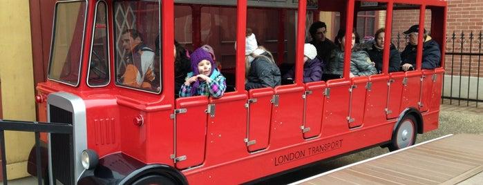 London Bus is one of Posti che sono piaciuti a Amit.