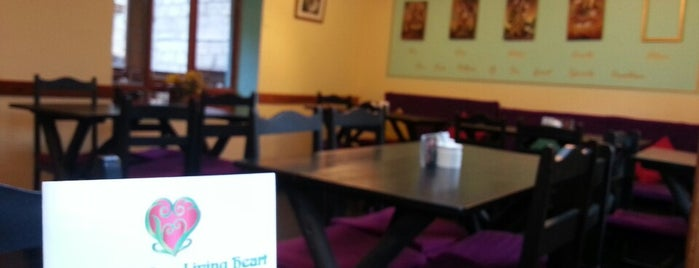 Hearts Cafe is one of Cusco/Sacred Valley.