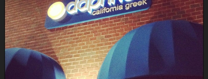 Daphne's California Greek is one of Kaitlyn's Liked Places.