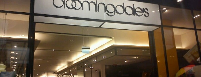 Bloomingdale's is one of Where, When & Who List-1!.