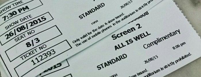 Lamcy Cinema is one of Cinemas of Dubai.