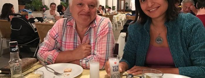 İlhan Restaurant is one of Locais curtidos por Esra.