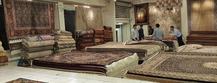 گالری فرش  ABRAHAM CARPET is one of shopping centers.