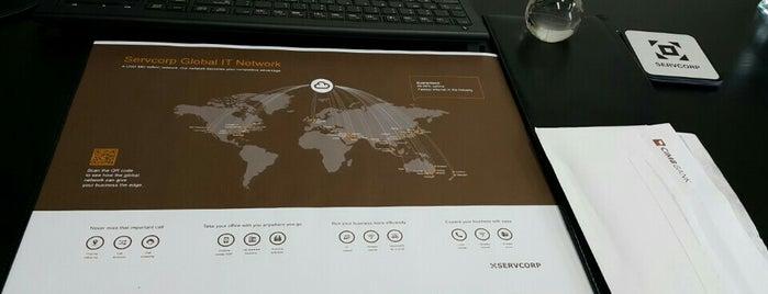 Servcorp level 20 is one of Kuala Lumpur.