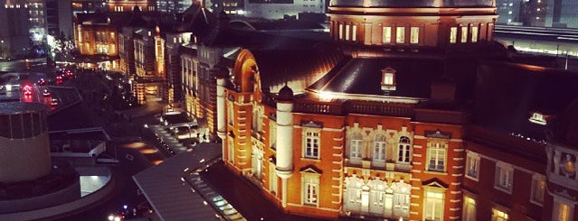 Tokyo Station is one of tokio city.