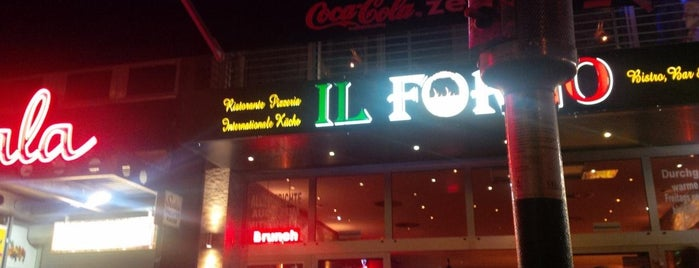 Il Forno is one of Locais salvos de N..