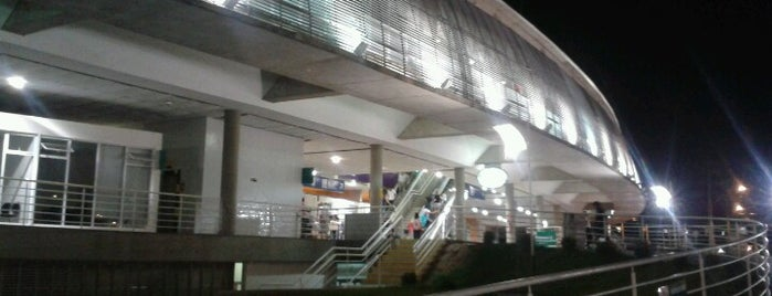 Terminal Multimodal Ramos de Azevedo is one of Turismo em Campinas.