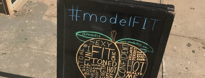ModelFIT is one of Posti che sono piaciuti a Rachel.