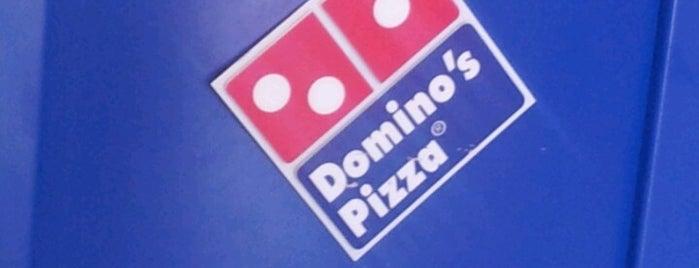 Domino's Pizza is one of Orte, die Burçin gefallen.