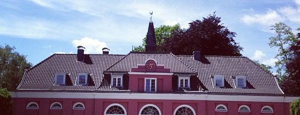 Schloss Oberhausen is one of Instawalk Oberhausen.