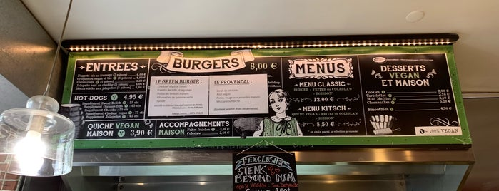 East Side Burgers is one of Restaurants.