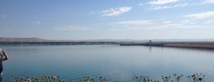 Fırat Nehri is one of Şanlıurfa.