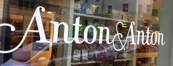 Anton & Anton is one of Locais curtidos por Piritta.