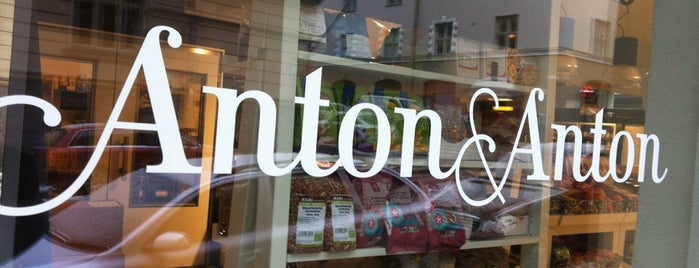 Anton & Anton is one of Piritta 님이 좋아한 장소.