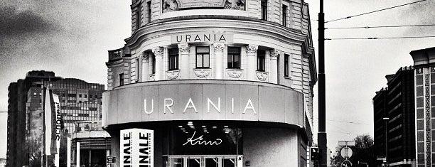 Urania Kino is one of Vienna.