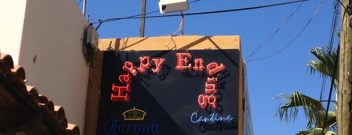 Happy Ending Cantina is one of Destination Cabo San Lucas.