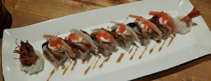 Kiyadon Sushi is one of Foodism in Jakarta.