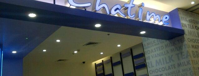 Chatime is one of Lugares favoritos de Jono.