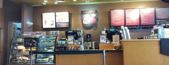 Starbucks is one of My Starbucks.