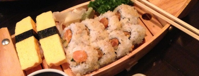 Daruma Sushi Bar is one of Essential Rutherford and East Rutherford.