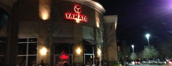 Yamato Japanese Steakhouse is one of USA 3.
