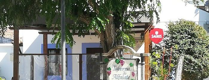 Taberna do Alfaiate is one of Sítios.