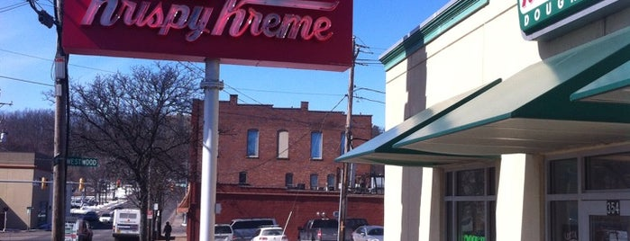 Krispy Kreme Doughnuts is one of Ohio with JetSetCD.