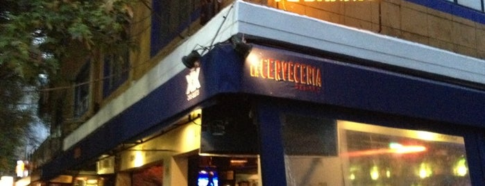 La Cervecería de Barrio is one of Mexico City.