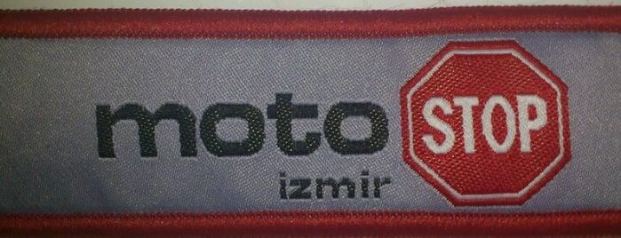 Motostop is one of Zümrüt : понравившиеся места.