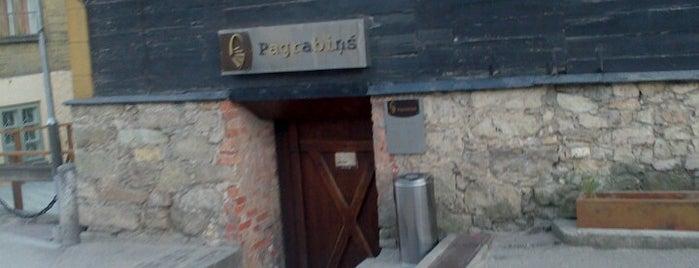 Pagrabiņš is one of Lieux qui ont plu à Elena.