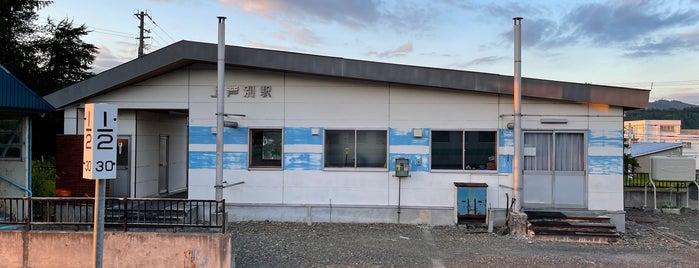 Kami-Ashibetsu Station is one of JR 홋카이도역 (JR 北海道地方の駅).