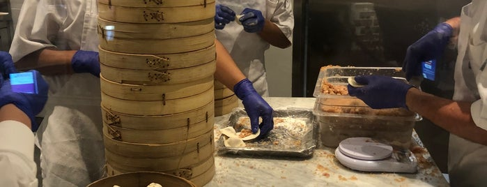 Din Tai Fung is one of LA.