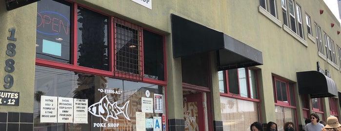 It's Raw Poke Shop is one of San Diego.