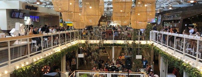 Anaheim Packing House is one of Lieux qui ont plu à Rachel.