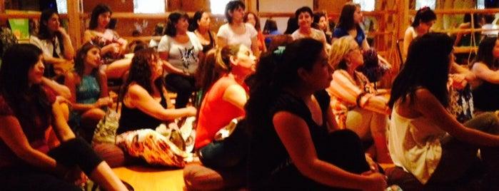 Yogashala is one of Yoga Studios in Santiago.