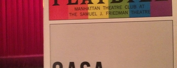 Samuel J. Friedman Theatre is one of Easy Money Making Opportunity.