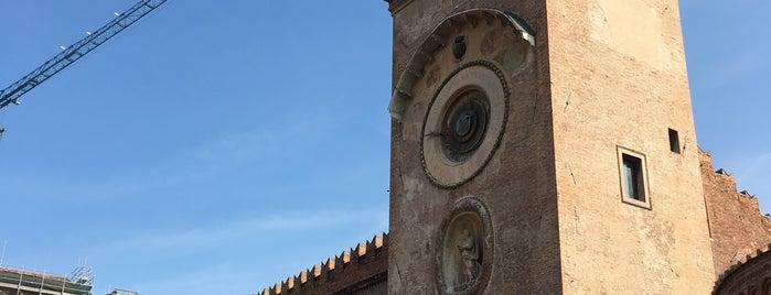 Palazzo della Ragione is one of Vlad : понравившиеся места.